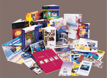 Brochure, flyer, table calendar, visiting card, business card instant digital printing in Chandigarh